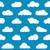 Blue · Sky · белый · облака · вектора · текстуры - Сток-фото © glorcza