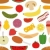 foods seamless pattern stock photo © glorcza