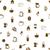 café · sem · costura · vetor · padrão · grãos · de · café · comida - foto stock © glorcza