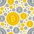 bitcoin coins seamless pattern stock photo © glorcza