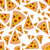 пиццы · салями · вкусный · изолированный · белый · вектора - Сток-фото © glorcza