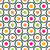 circles and dots seamless pattern stock photo © glorcza