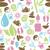 бесшовный · бамбук · шаблон · плитка - Сток-фото © glorcza