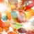 outono · folhas · vetor · bonitinho · mão · estilo - foto stock © glyph