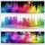 abstrato · colorido · teia · banners · retro · cor - foto stock © glyph