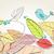cute · autunno · uccello · illustrazione · vettore - foto d'archivio © glyph