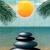 marco · plantilla · monos · isla · ilustración · naturaleza - foto stock © glyph