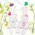 huevo · de · Pascua · vector · establecer · colorido · Pascua · diseno - foto stock © glyph