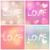 ingesteld · valentijnsdag · achtergronden · vector · mooie - stockfoto © glyph