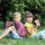 bambina · ragazzo · mangiare · anguria · ragazza · alimentare - foto d'archivio © goce