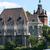castle landmark budapest hungary stock photo © goce