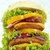 big hamburger closeup fast food stock photo © goce