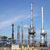 oil refinery with workers petrochemical industry stock photo © goce