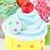 赤 · 桜 · 白 · プレート - ストックフォト © goce