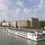 river cruiser ship on danube river budapest stock photo © goce