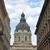 bazylika · Budapeszt · Węgry · noc · domu · budynku - zdjęcia stock © goce