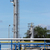 refinery oil industry pipelines and equipment stock photo © goce
