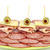 szynka · stek · żywności · świetle · tle · czerwony - zdjęcia stock © goce