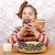 çikolata · tatlı · çörek · yalıtılmış · beyaz · kahvaltı · tatlı - stok fotoğraf © goce