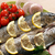 prepared trout fish with lemon and vegetables stock photo © goce