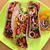 メキシコ料理 · タコス · セット · 肉 · 野菜 · トルティーヤ - ストックフォト © goce