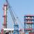 nowego · rafineria · budowa · maszyn · fabryki · oleju - zdjęcia stock © goce