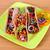 タコス · 牛肉 · トマト · パン · サラダ · メキシコ料理 - ストックフォト © goce