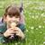 happy little girl eat ice cream stock photo © goce