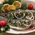 truite · poissons · poivre · chaîne · fèves - photo stock © goce