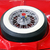 detalle · rojo · puerta · principal · salpicadero - foto stock © goce