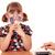 fumador · saúde · criança · menina · criança · feminino - foto stock © goce