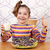 leite · pequeno · garrafas · fresco · festa - foto stock © goce