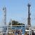 синий · промышленных · очистительный · завод · нарастить · бензин · складе - Сток-фото © goce