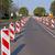 útépítés · feliratok · utca · út · narancs · felirat - stock fotó © goce