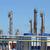 raffinaderij · plant · industrie · olie · industriële · gas - stockfoto © goce