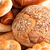 bread and buns close up food background stock photo © goce