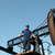 olajmunkás · csekk · pumpa · csővezeték · ipar · munkás - stock fotó © goce