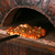 tégla · pizza · sütő · kép · tűz · divat - stock fotó © goce
