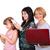três · gerações · mulheres · mulher · família · sorrir - foto stock © goce
