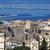 öreg · kikötő · város · Görögország · égbolt · tájkép - stock fotó © goce