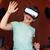 kız · sanal · gerçeklik · kulaklık · klinik · mutlu - stok fotoğraf © goce