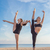 testmozgás · póz · sportok · sport · fitnessz · egészség - stock fotó © godfer