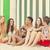 grupy · różnorodny · nastolatków · wakacje · wakacje · lata - zdjęcia stock © godfer