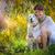 leal · família · cães · dois · adorável · alertar - foto stock © godfer