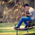 musician playing guitar stock photo © godfer