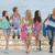 csoport · sokoldalú · tinédzserek · ünnep · vakáció · nyár - stock fotó © godfer