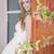 sweet · 16 · graduation · fête · robe · jeune · femme - photo stock © godfer