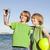 nagycsalád · gyerekek · ünnep · vakáció · gyerekek · tenger - stock fotó © godfer