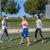 szabadtér · tornaterem · fitnessz · csoport · osztály · edző - stock fotó © godfer