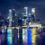singapore at night stock photo © goinyk